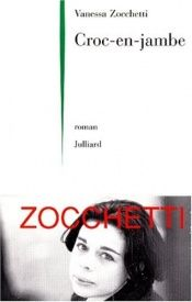 book cover of CROC EN JAMBE by VANESSA ZOCCHETTI