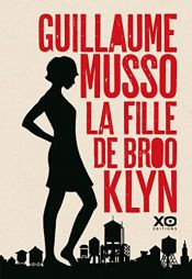 book cover of La Fille de Brooklyn by Guillaume Musso