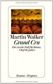 book cover of The Dark Vineyard: A mystery of the French countryside by Martin Walker