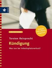 book cover of Kündigung by Torsten Reinprecht