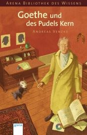 book cover of Goethe und des Pudels Kern by Andreas Venzke