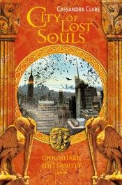 book cover of City of Lost Souls by Cassandra Clare