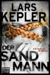 book cover of Der Sandmann by Lars Kepler
