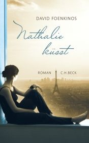 book cover of Nathalie küsst by David Foenkinos