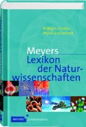 book cover of Meyers Lexikon der Naturwissenschaften by Unknown