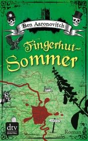 book cover of Fingerhut-Sommer: Roman by Ben Aaronovitch