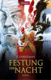 book cover of Festung der Nacht. Kaltfeuer 1 by Celia S. Friedman