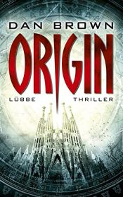 book cover of Origin (Robert Langdon, Band 5) by Dan Brown