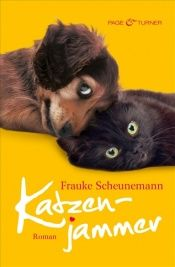 book cover of Katzenjammer by Frauke Scheunemann