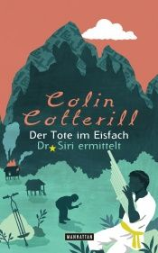book cover of Der Tote im Eisfach by Colin Cotterill