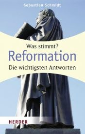 book cover of Reformation by Sebastian Schmidt