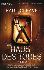 book cover of Das Haus des Todes by Paul Cleave