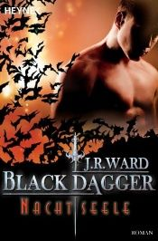 book cover of Nachtseele: Black Dagger 18 by Jessica Bird