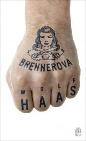 book cover of Brennerova by Wolf Haas