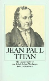 book cover of Titan by Jean Paul