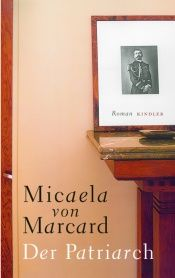book cover of Der Patriarch by Micaela von Marcard