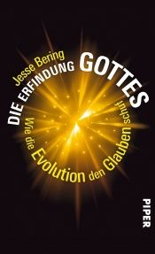 book cover of Die Erfindung Gottes by Jesse Bering