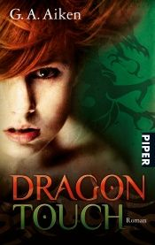 book cover of Dragon Touch by Shelly Laurenston
