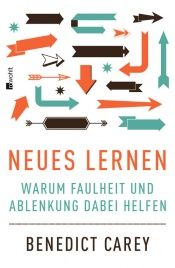 book cover of Neues Lernen by Benedict Carey