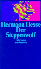 book cover of Der Steppenwolf by Hermann Hesse