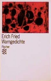 book cover of Warngedichte by Erich Fried