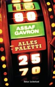 book cover of Alles paletti by Assaf Gavron