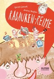 book cover of Rabaukenreime by Gerald Jatzek