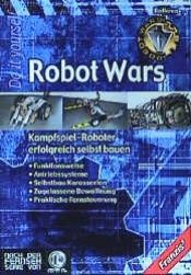 book cover of Robot Wars by Bo Hanus