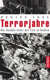 book cover of Terrorjahre by Regine Igel
