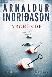 book cover of Doodskap by Arnaldur Indriðason