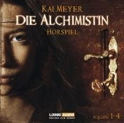 book cover of Die Alchimistin: Sammelbox Folgen 1 - 4 by Kai Meyer