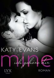 book cover of Mine by Katy Evans