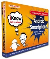 book cover of iKnow Mein Android Smartphone by Steffen Haubner