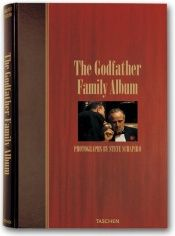 book cover of The Godfather family Album by Paul Duncan