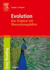 book cover of Evolution: Easy Reading Edition by Douglas J. Futuyma