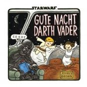 book cover of Gute Nacht Darth Vader by Jeffrey Brown