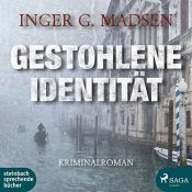 book cover of Gestohlene Identität: 5. Fall by Inger G. Madsen