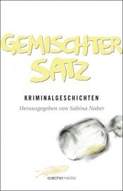 book cover of Gemischter Satz by Sabina Naber