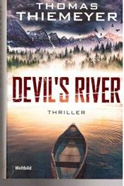 book cover of Devils River by Thomas Thiemeyer