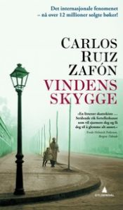 book cover of Vindens Skygge by Carlos Ruiz Zafón