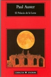 book cover of Moon Palace by Paul Auster