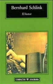 book cover of Høytleseren by Bernhard Schlink