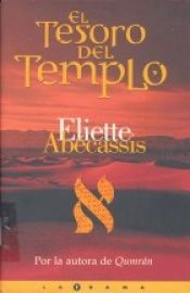 book cover of O Tesouro do Templo by Eliette Abécassis