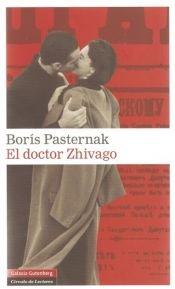 book cover of Doctor Zhivago by Borís Pasternak