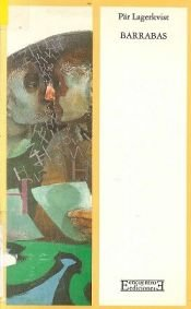 book cover of Barrabas by Pär Lagerkvist