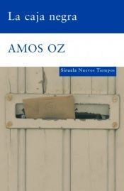 book cover of La Caja Negra by Amos Oz