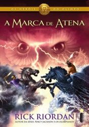 book cover of A Marca de Atena by Rick Riordan
