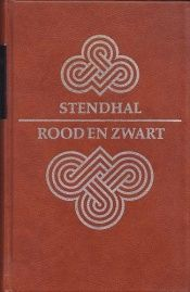 book cover of Le Rouge et le Noir by Stendhal