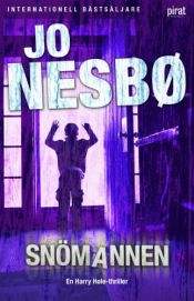 book cover of The Snowman by Jo Nesbø