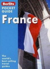 book cover of France Berlitz Pocket Guide (Berlitz Pocket Guides) by Berlitz